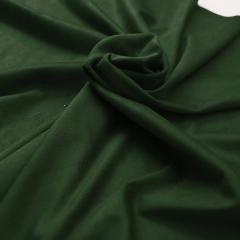 Искусственная замша двусторонняя, цвет изумруд, арт. 401623