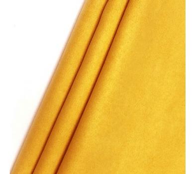 Искусственная замша, цвет горчичный, арт. KA411003