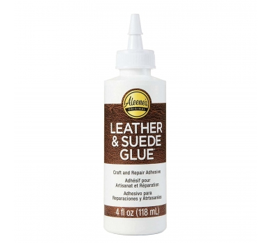 Клей для кожи и замши Leather & Suede Glue, арт. 15594