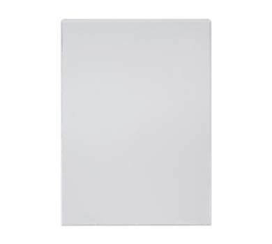 Файл-карман для мед. полиса пластиковый, прозрачный, EK3127