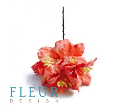 Цветы Лилии нежно-коралловые, FD3031099