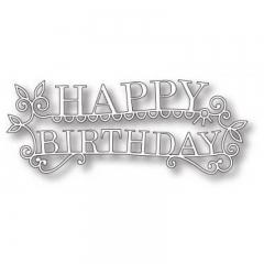 Нож Memory Box, Happy Birthday Extravaganza, 11.9x4.8 cm., 98765