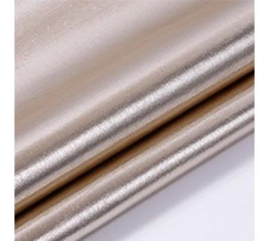 Кожзам с эффектом металлик, цвет белое золото, KA410409