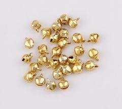 Бубенчик декоративный золотой, 180901