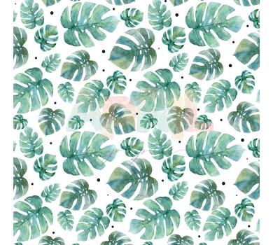 """Лист бумаги для скрапбукинга """"Tropics"""", коллекция """"Cozy home"""", 30,5 на 30,5 см, плотность 190г/м, home-008-01-3"""