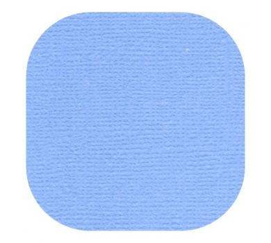 Кардсток текстурированный, цвет море, 30.5х30.5 см, 235 гр/м, арт. BO-33