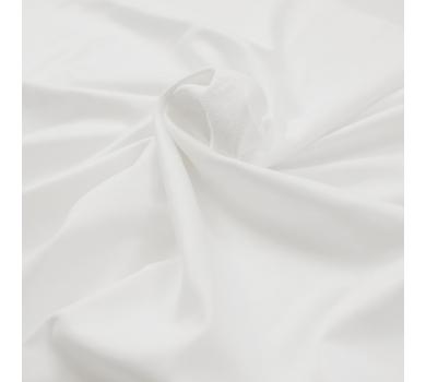 Искусственная замша двусторонняя, цвет белый, арт. 401615