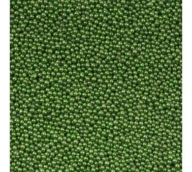 Микробисер Zlatka, св.зеленый, 0,6-0,8мм, 10г, MGA-01-8