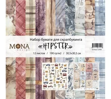 Набор бумаги Hipster, 32408