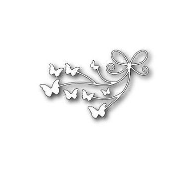 Нож Memory Box - Beloved Butterflies арт 99136