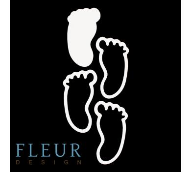 Заготовка для шейкера Ножка маленькая, от FLEUR design,FD1531047