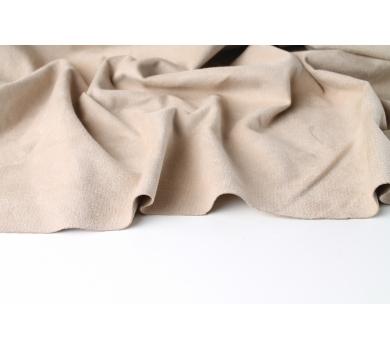 Искусственная замша двусторонняя, цвет бежевый, арт. 411600