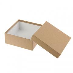 Коробка подарочная из крафт-картона, арт. 14826493