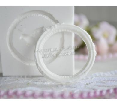 Молд круглой рамочки, ARTMR0005