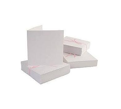 Заготовка квадратная для открытки с конвертом,  ANT1512000