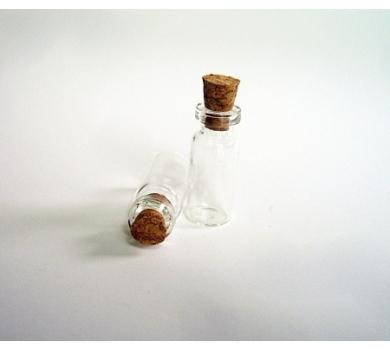 Бутылочка для миниатюр №10, арт. KA107102
