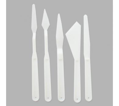 Набор пластиковых шпателей (мастихинов), арт. SCB316500