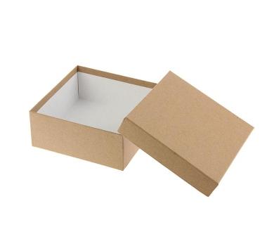 Коробка подарочная из крафт-картона, арт. 14826491