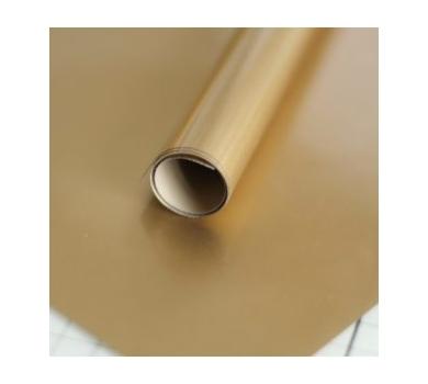 Термотрансферная пленка золото матовое, SC101045