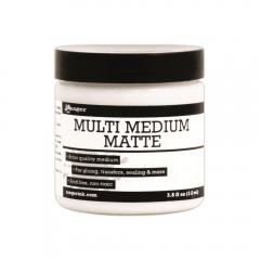 Клей-гель (медиум) Matte Multi Medium, 113 мл, INK41535