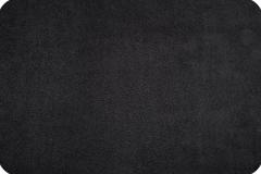 Искусственная замша, цвет черный, 50х35 см, suede01
