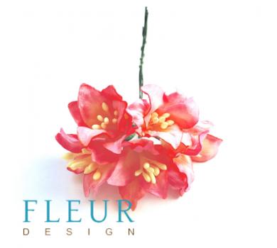 Цветы Лилии желто-розовые, FD3031526