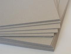 Картон переплетный, размер А4, толщина 1,75 мм, 409077