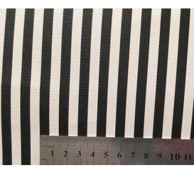 Кожзам на тканевой основе, в полоску, арт. KA420817