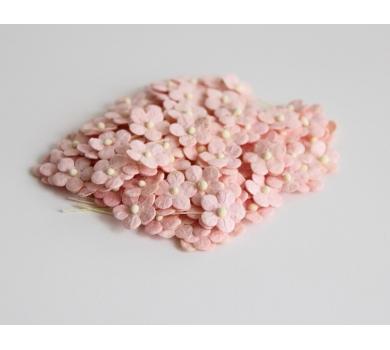 Цветочки Яблони мини, цвет розово-персиковый светлый, KA441102