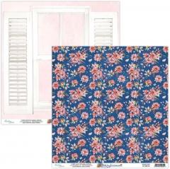 Бумага двусторонняя для скрапбукинга Berrylicious by Mintaypapers, арт. MT-BER-05