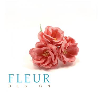 Цветы Магнолии, нежно-коралловые, FD3133099