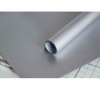 Термотрансферная пленка, цвет темное серебро матовое, SC101046