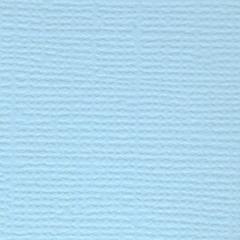 Лист однотонного кардстока Летнее небо, арт. PST-29