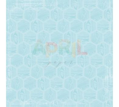 Бумага для скрапбукинга односторонняя Счастливые моменты, коллекция Детские мечты, арт boy-012-01-10