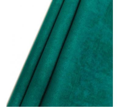 Искусственная замша, цвет изумруд, арт. KA411001