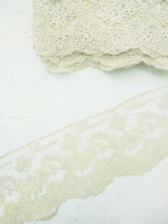 Кружево Blumarin, цвет крем-брюле, арт. BLM004