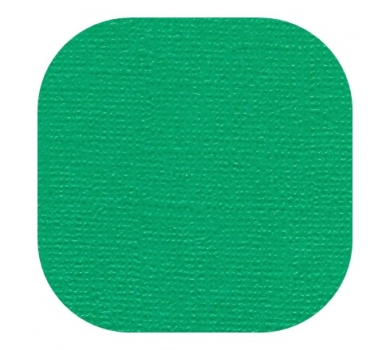 Кардсток текстурированный, цвет изумрудный, 30.5х30.5 см, 235 гр/м, арт. BO-19