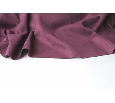 Искусственная замша двусторонняя, цвет фуксия, арт. 401601