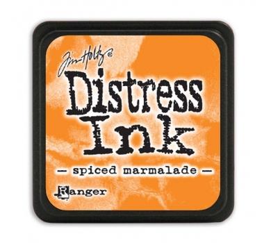 Штемпельная мини-подушечка Tim Holtz Distress Mini Ink Pads на водной основе, цвет пряный мармелад, арт. RI40187