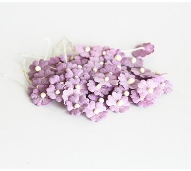 Цветочки Яблони мини, цвет сиреневый, KA441108