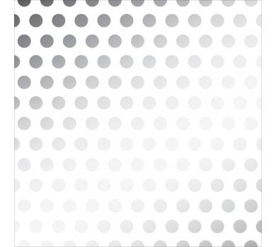 Лист кальки (веллум) Silver Foil Dots, 370853