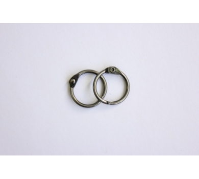 Кольца для альбомов, цвет серебро, арт. SCB2504120