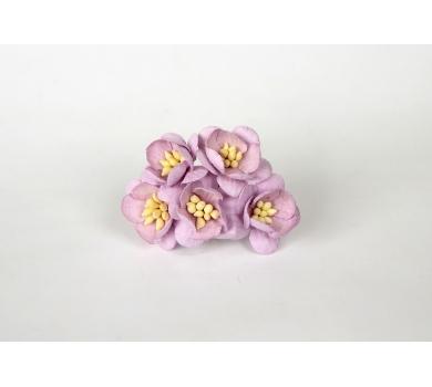 Цветочки Вишни, цвет светло-сиреневый, KA411109