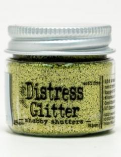 Сухой дистресс-глиттер Shabby Shutters, 18 гр, 39273