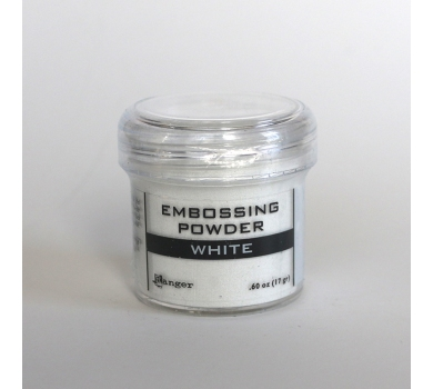 Пудра для эмбоссинга Ranger, Белый, EPJ36685